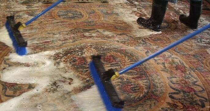 Cleaning Oriental Carpet and Rug